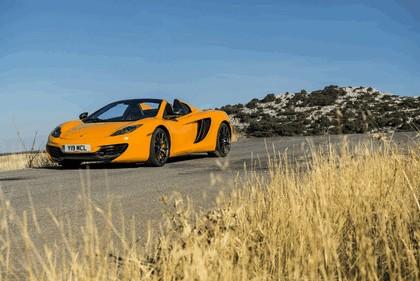 2012 McLaren 12C spider 56