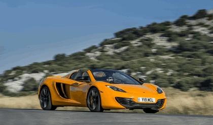 2012 McLaren 12C spider 57