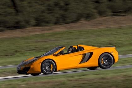 2012 McLaren 12C spider 58