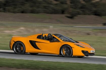 2012 McLaren 12C spider 59