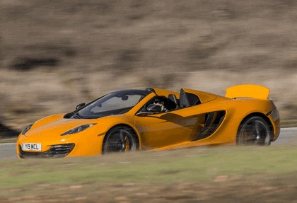 2012 McLaren 12C spider 61
