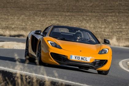 2012 McLaren 12C spider 62