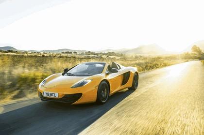 2012 McLaren 12C spider 63