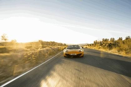 2012 McLaren 12C spider 70