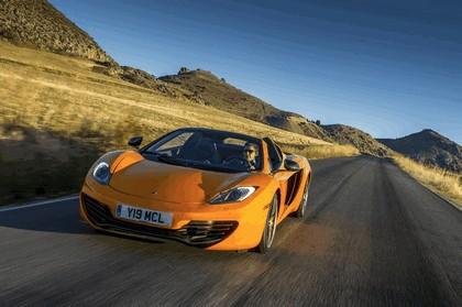 2012 McLaren 12C spider 73