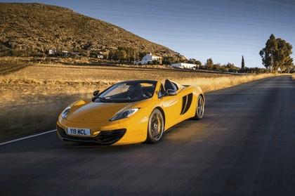 2012 McLaren 12C spider 75