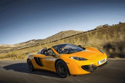 2012 McLaren 12C spider 76