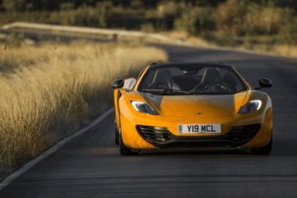 2012 McLaren 12C spider 78
