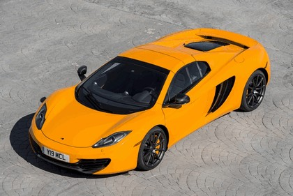 2012 McLaren 12C spider 81