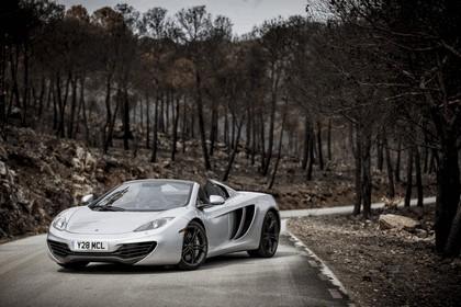 2012 McLaren 12C spider 89
