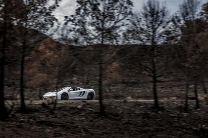 2012 McLaren 12C spider 92