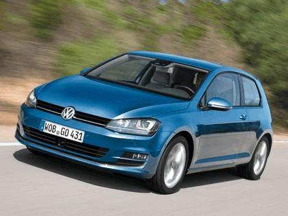 2013 Volkswagen Golf ( VII ) TSI BlueMotion 3-door 4