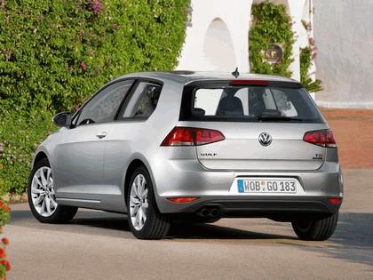 2013 Volkswagen Golf ( VII ) TSI BlueMotion 3-door 8