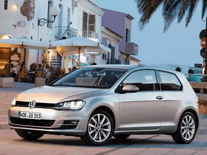 2013 Volkswagen Golf ( VII ) TSI BlueMotion 3-door 10