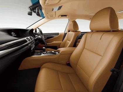 2012 Lexus LS600h - Japan version 4
