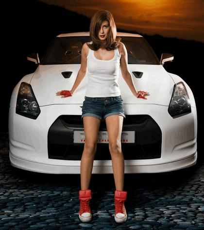 2012 Nissan GT-R ( R35 ) Red Dragon by Vilner 5