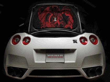 2012 Nissan GT-R ( R35 ) Red Dragon by Vilner 6