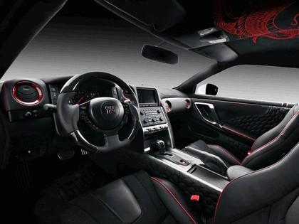 2012 Nissan GT-R ( R35 ) Red Dragon by Vilner 7