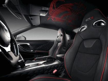 2012 Nissan GT-R ( R35 ) Red Dragon by Vilner 9