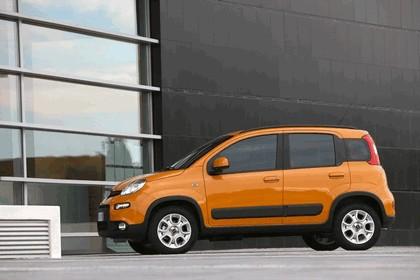 2012 Fiat Panda Trekking 2