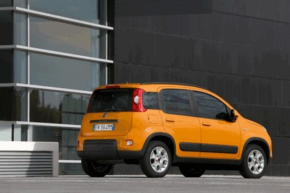 2012 Fiat Panda Trekking 5
