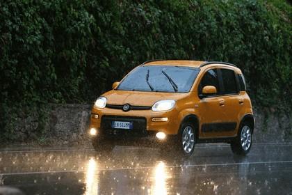 2012 Fiat Panda Trekking 8