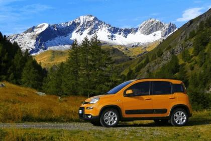 2012 Fiat Panda Trekking 12