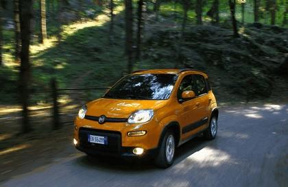 2012 Fiat Panda Trekking 19
