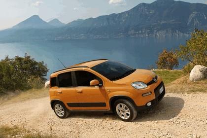 2012 Fiat Panda Trekking 23