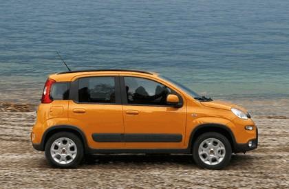 2012 Fiat Panda Trekking 24