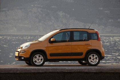 2012 Fiat Panda Trekking 28
