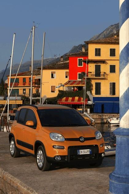 2012 Fiat Panda Trekking 30