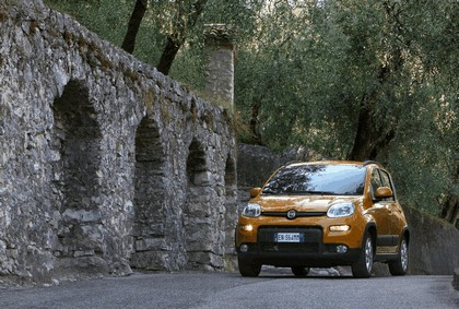 2012 Fiat Panda Trekking 33