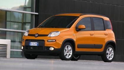 2012 Fiat Panda Trekking 7