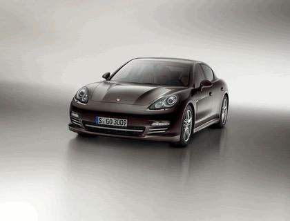 2012 Porsche Panamera ( 970 ) Platinum Edition 1