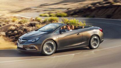 2012 Opel Cascada 8