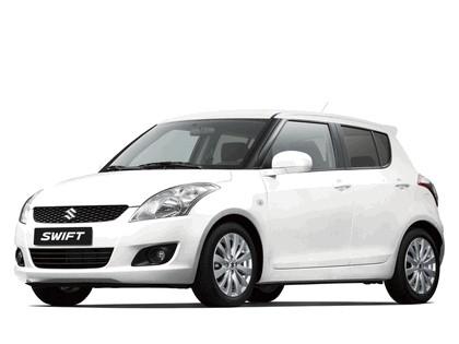 2012 Suzuki Swift Style-S 1