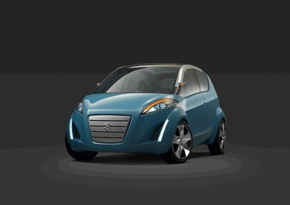 2007 Suzuki Splash concept 1