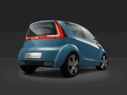 2007 Suzuki Splash concept 2