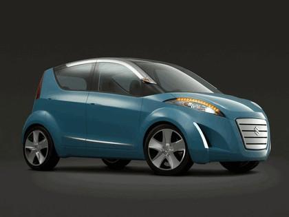 2007 Suzuki Splash concept 4