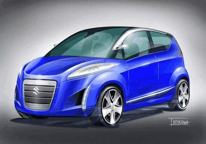 2007 Suzuki Splash concept 6