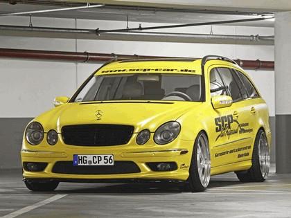 2012 Mercedes-Benz E-klasse SW ( W211 ) by SCP 1