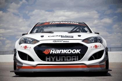 2012 Hyundai Genesis coupé - Pikes Peak 2
