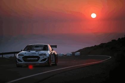 2012 Hyundai Genesis coupé - Pikes Peak 17