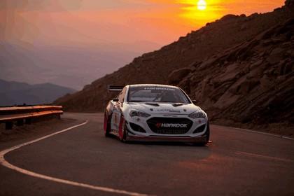 2012 Hyundai Genesis coupé - Pikes Peak 20