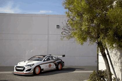 2012 Hyundai Genesis coupé - Pikes Peak 46