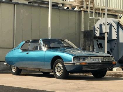 1971 Citroën SM Espace concept by Heuliez 1
