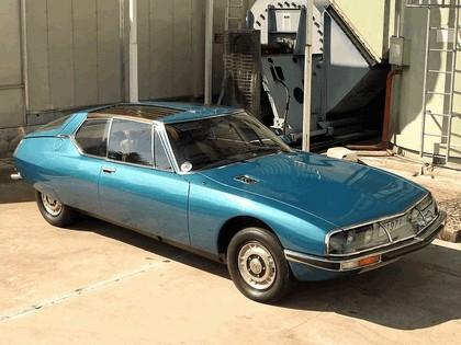 1971 Citroën SM Espace concept by Heuliez 4