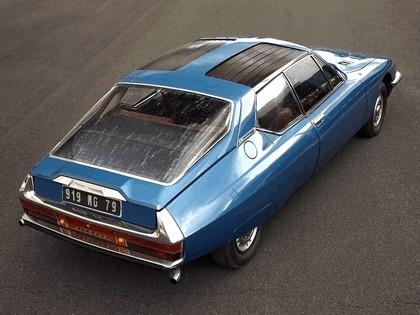 1971 Citroën SM Espace concept by Heuliez 12
