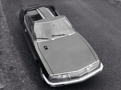 1971 Citroën SM Espace concept by Heuliez 13